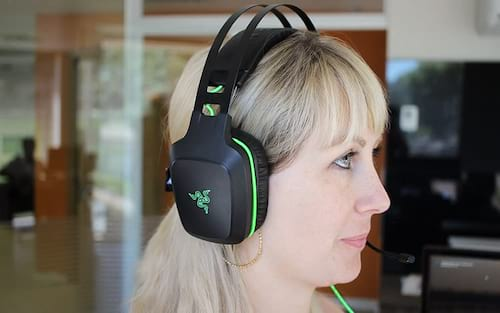 Review headset Razer Electra V2