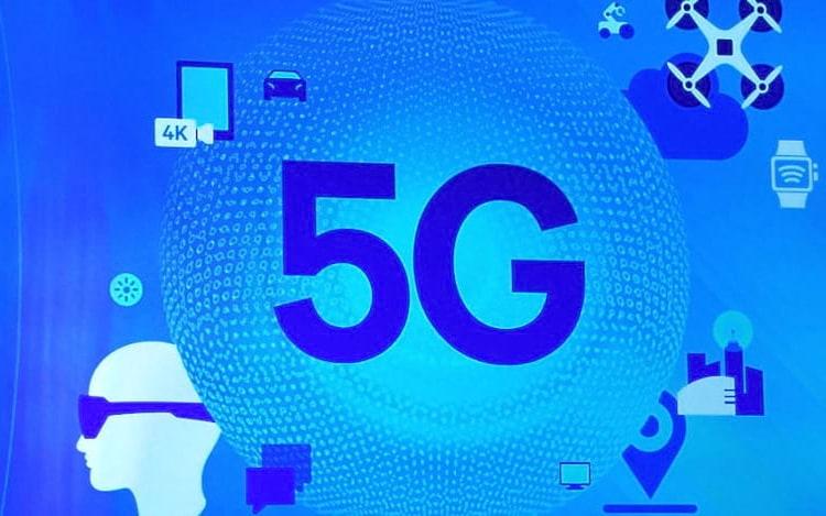 Rede 5G deve chegar até final do ano, diz Telecom norte-americana.