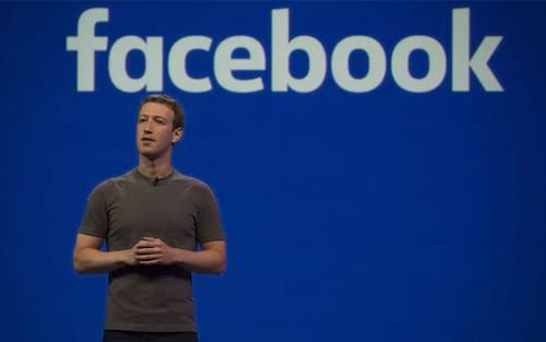 Mark Zuckerberg diz que sua principal meta em 2018 é melhorar o Facebook