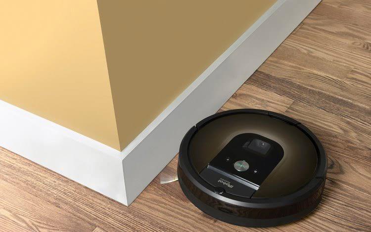 Robô-aspirador Roomba recebe novo recurso para mapear a intensidade do sinal Wi-Fi