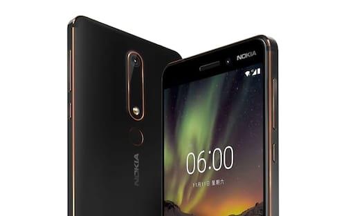 Nokia 6 (2018) é lançado oficialmente