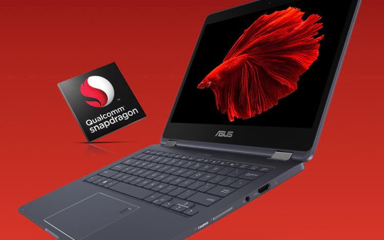 Notebook com Snapdragon 835 pode ficar até 22 horas ligado sem precisar ligar na tomada