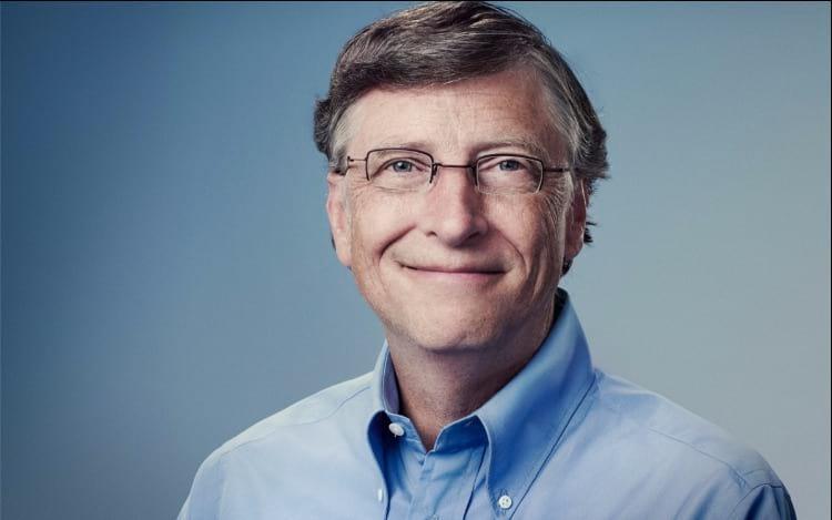 Bill Gates diz que mundo está ficando melhor.