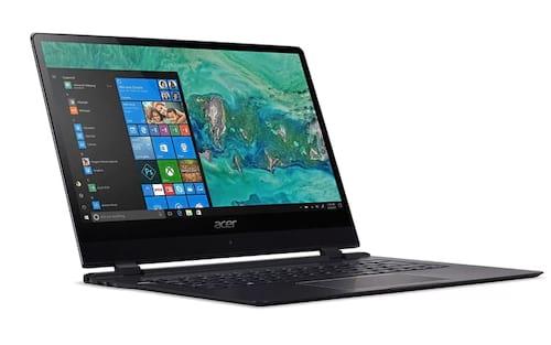 Acer anuncia novo Chromebook e três laptops com Windows 10