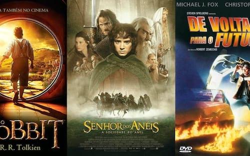 As trilogias mais lembradas pelo público