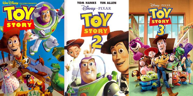 "Trilogia ""Toy Story"""