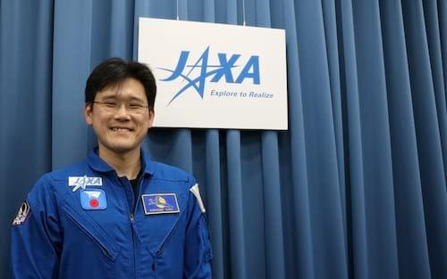 Será? Astronauta japonês aumenta de tamanho após viagem ao espaço