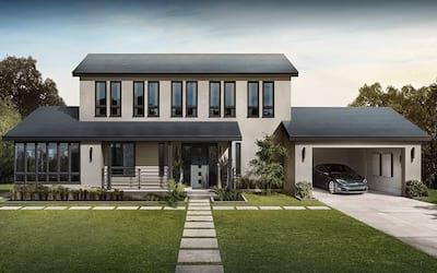 Tesla inicia produção de telhados solares nos Estados Unidos