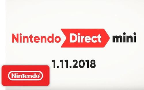 Nintendo Direct Mini anuncia novidades para o Switch