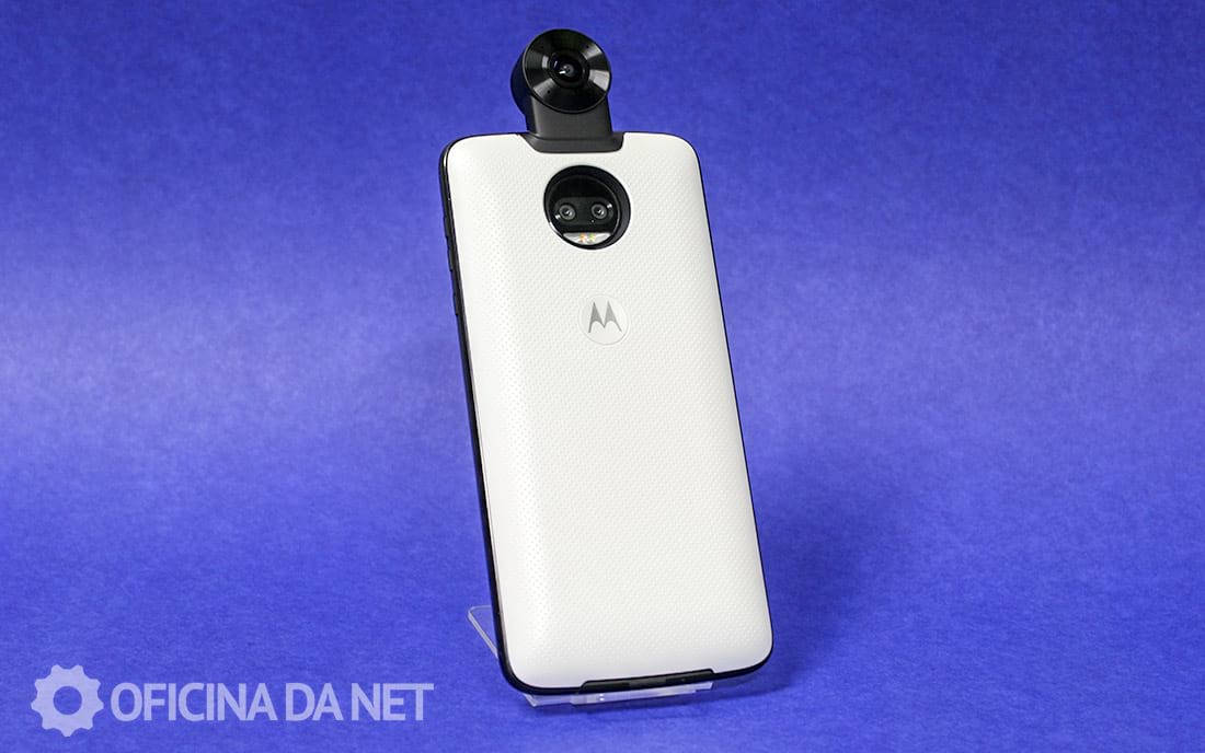 Snap: Moto 360 Câmera