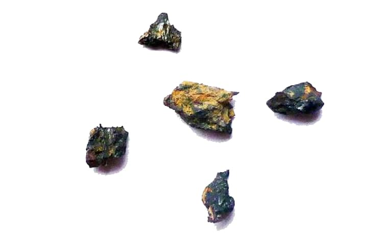 Hypatia é uma rocha unica na Terra.
