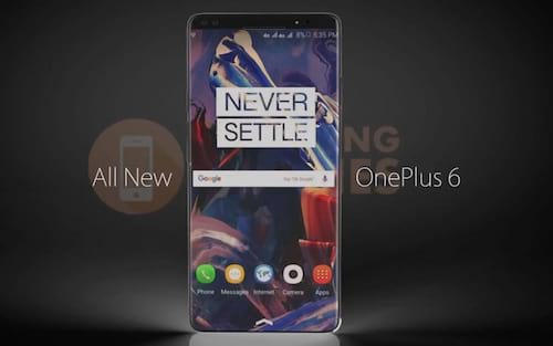 OnePlus 6 com Snapdragon 845 será lançado em junho