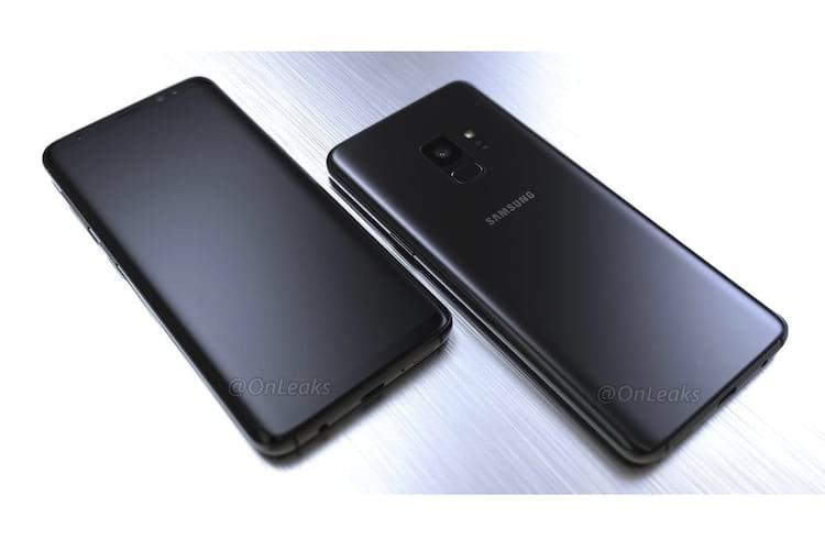 Prévia do que deve ser o Galaxy S9