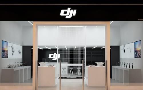DJI abre sua primeira loja autorizada no Brasil