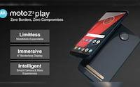 Moto Z3 e Moto Z3 Play aparecem em imagem vazada