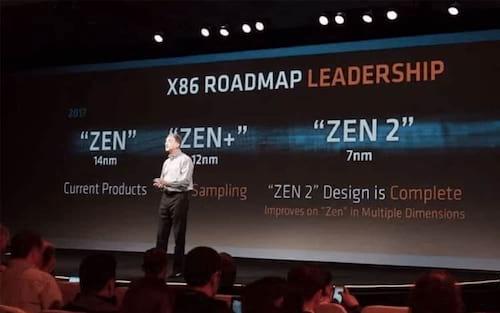 AMD: vazam informações que faltavam sobre o Ryzen 2