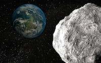 Asteroide irá passar próximo da Terra nas próximas semanas