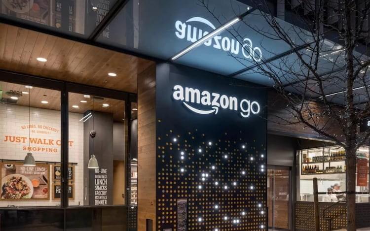 Amazon inaugura