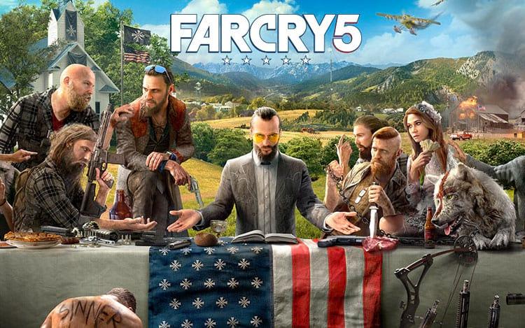 Requisitos mínimos para rodar Far Cry 5 no PC