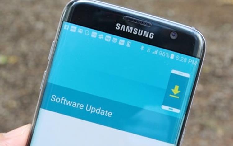 8d0d9fd29a Atualização de janeiro da Samsung chega para o Galaxy Note 8 e S6 Edge+