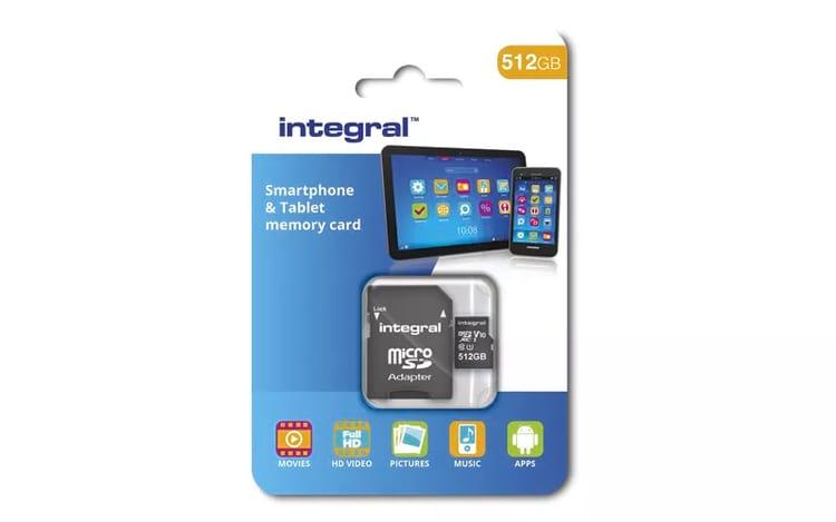 Integral Memory lança MicroSD com a maior capacidade do mundo