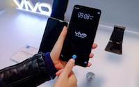 Lançado oficialmente o Vivo X20 Plus UD o primeiro smartphone com leitor de digital sob a tela