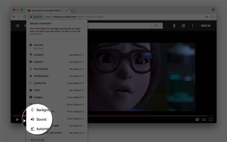 Agora você pode determinar configurações de exibição das páginas