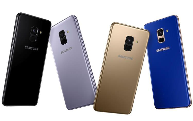 Preços do Galaxy A8 e A8+ no Brasil
