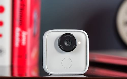 Câmera inteligente Google Clips é aprovada pela FCC