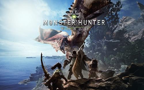 Monster Hunter: World disponível para PlayStation 4 e Xbox One