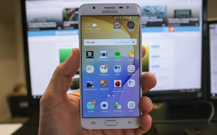 Smartphones mais procurados em 2017 no Brasil