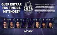 Netshoes realiza torneio de FIFA em busca de novos gamers para seu time de eSports