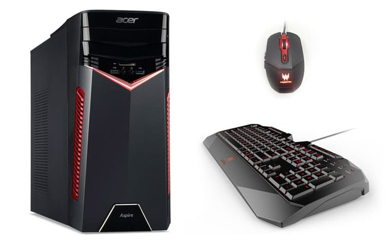 Desktop Gamer Acer Aspire GX-783