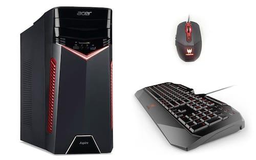 Acer anuncia o desktop gamer Aspire GX-783