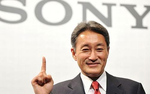 CEO da Sony deixa o cargo após 6 anos no comando da empresa