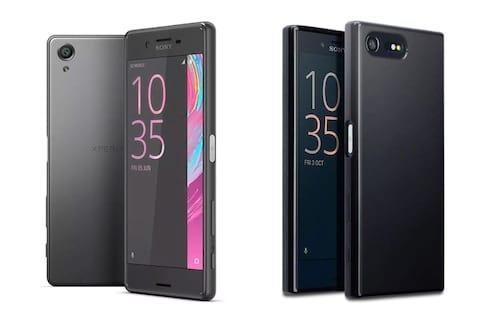 Sony Xperia X e X Compact recebem oficialmente o Android Oreo