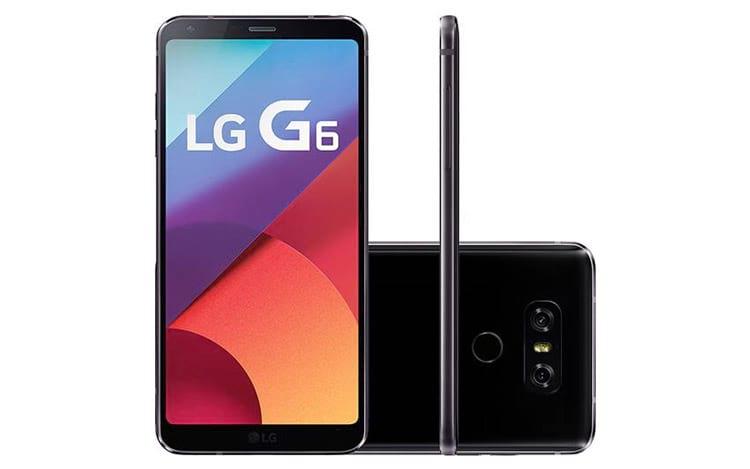 LG G6 na versão de 64 GB e reconhecimento facial chega ao Brasil