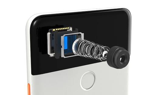 Pixel 2 e Pixel 2 XL ganham melhorias na câmera com o novo Pixel Visual Core
