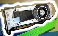 Review NVIDIA GeForce GTX 1080 Founders Edition