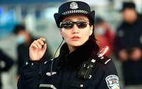 Polícia chinesa começa a usar reconhecimento facial