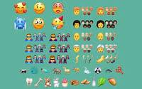 Serão lançados em 2018 cerca de 157 novos emojis