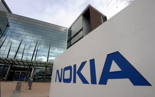 Nokia em alta; empresa ultrapassa várias outras do setor