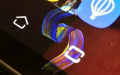 Exclusivo: Imagem revela borda fina e ausência do sensor biométrico no Zenfone 5