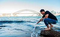 Grafeno consegue purificar água poluída em segundos