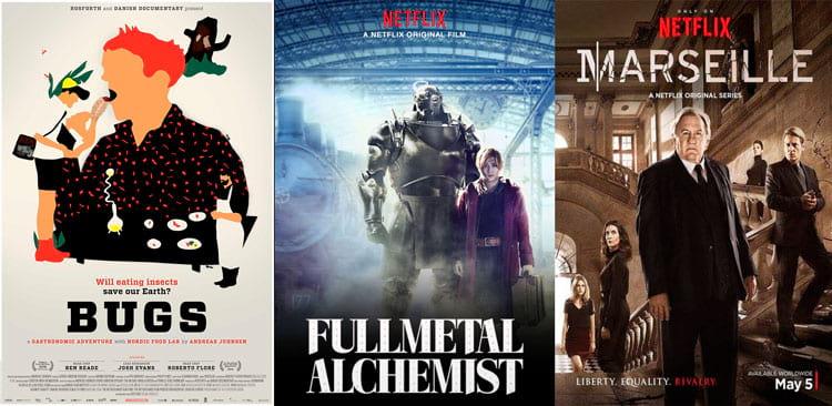 Novidades e lançamentos Netflix da semana (19/02 -25/02)