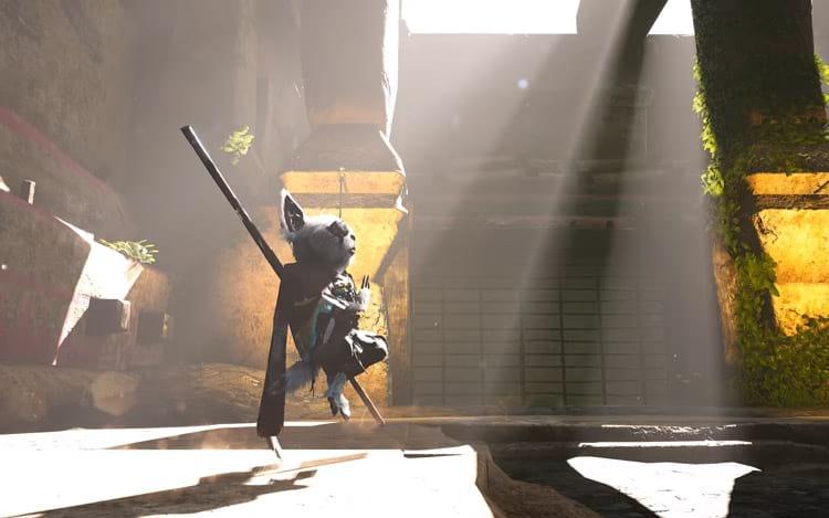 Biomutant aparece em novo teaser de gameplay