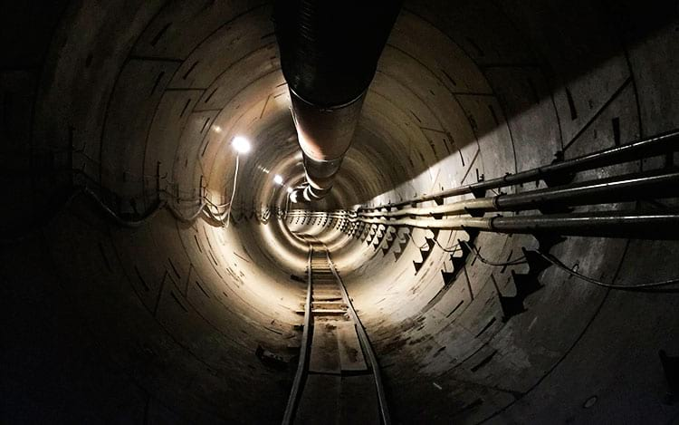 Elon Musk consegue permissão para cavar seu Hyperloop em Washington, DC