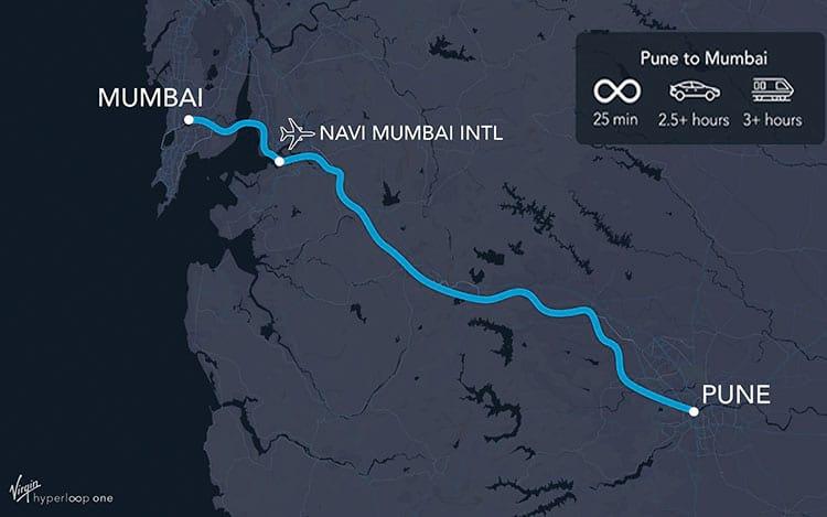 Índia avança na concorrência do primeiro Hyperloop