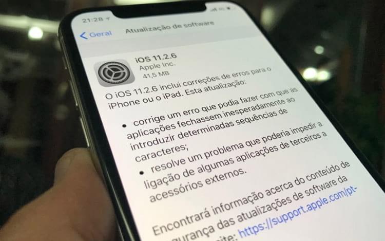 Apple libera atualização do iOS para corrigir problema de caractere indiano