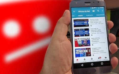 Youtube aplica regras para impedir monetização de pequenos canais